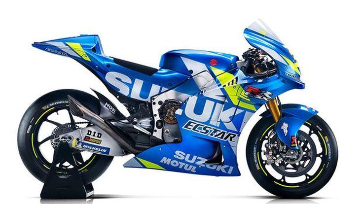 Suzuki Bawa Tim Satelit di MotoGP 2020