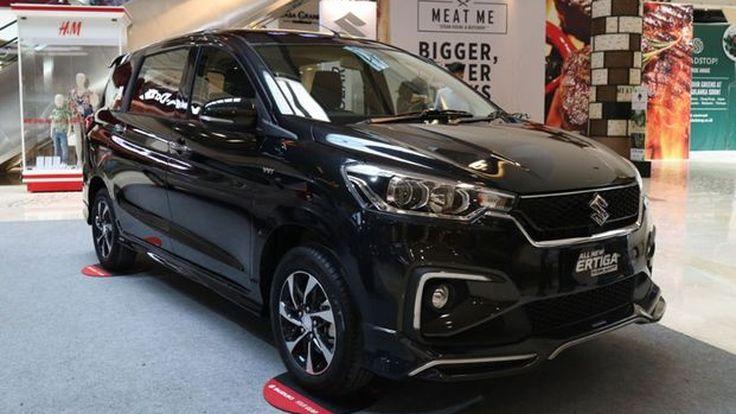 Suzuki Ertiga Sport Sudah Ada Diskon