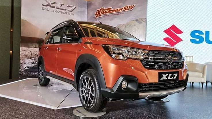 Suzuki XL7 Meluncur, Honda: Tunggu Tanggal Mainnya