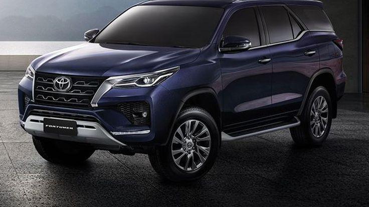 Toyota Fortuner 2020 Makin Garang dan Bertabur Fitur