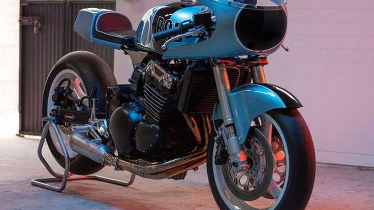 Triumph Legend TT Jadi Doyan Ngebut