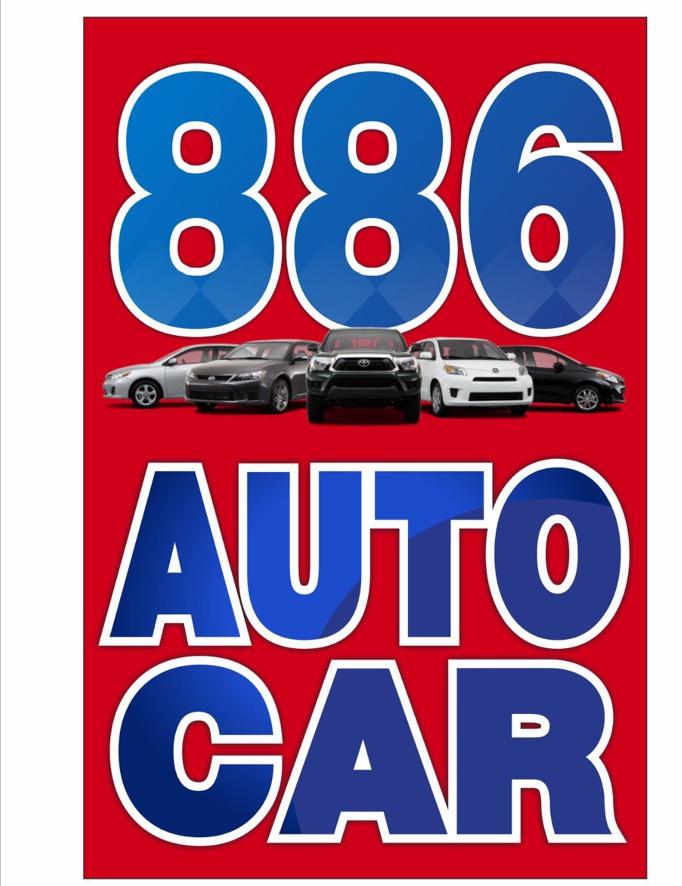 886 auto car