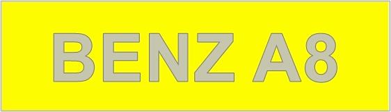 BENZ  A8