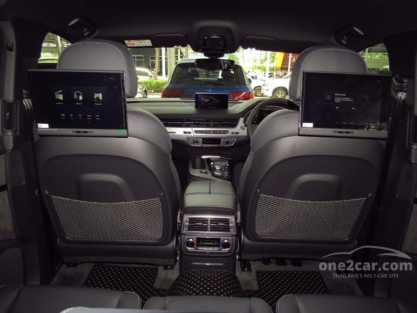 2016 Audi Q7 Quattro SUV