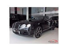 2017 Bentley Continental GT 4.0 AT Coupe