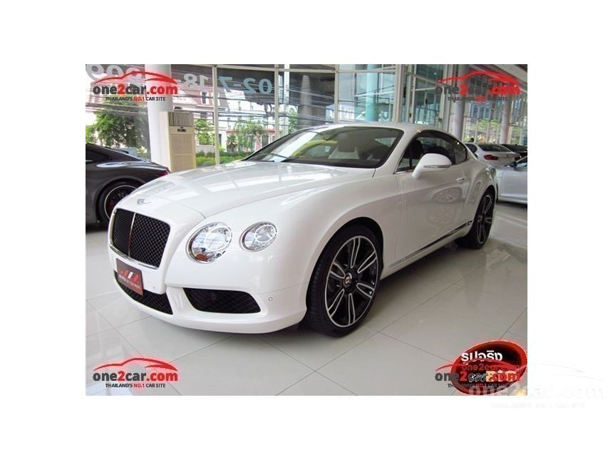 2016 Bentley Continental GT Coupe