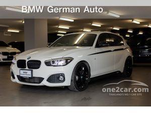 2018 BMW 118i 1.5 F20 (ปี 12-16) M Sport Hatchback AT