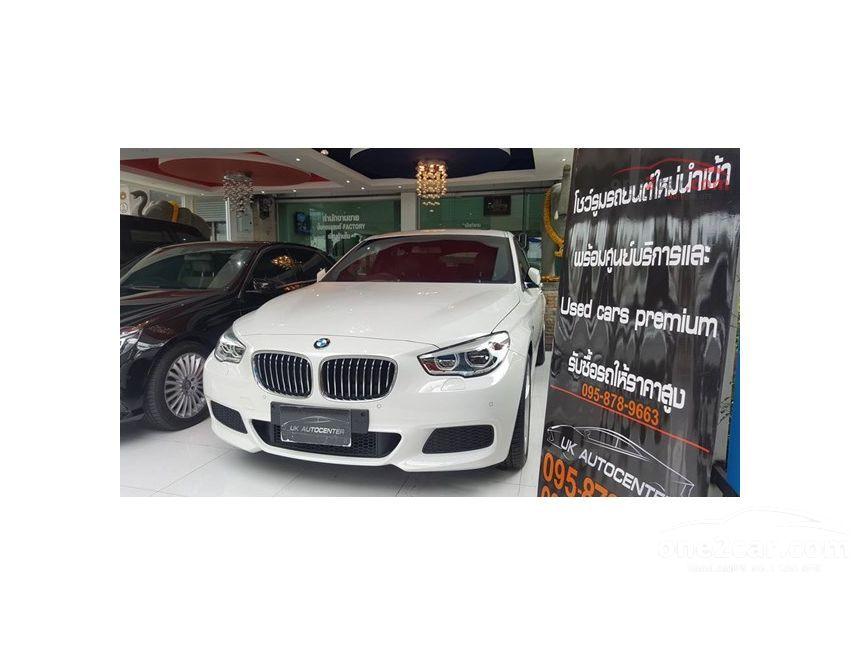 2016 BMW 520d Sedan