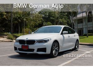 2018 BMW 630d 3.0 Gran Turismo M Sport Sedan AT