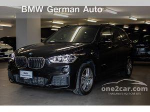 2018 BMW X1 2.0 F48 (ปี 16-20) sDrive20d M Sport SUV AT