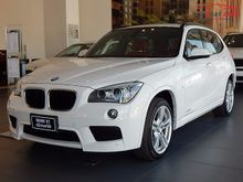 2016 BMW X1 E84 (ปี 09-15) sDrive20d 2.0 AT SUV