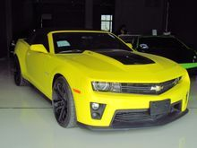 2016 Chevrolet Camaro (ปี 09-15) ZL1 6.2 AT Coupe