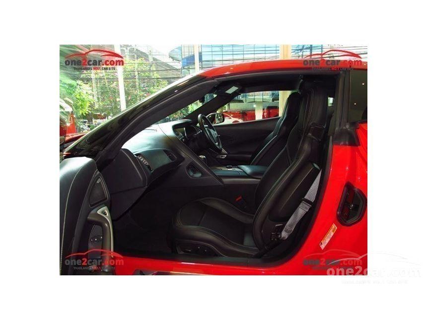 2016 Chevrolet Corvette 3LT Z51 Coupe