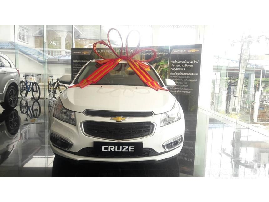 2015 Chevrolet Cruze LT Sedan
