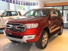 2017 Ford Everest Titanium+ 2.2 AT SUV
