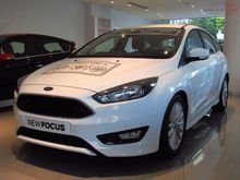 2016 Ford Focus (ปี 12-16) Sport 1.5 AT Hatchback