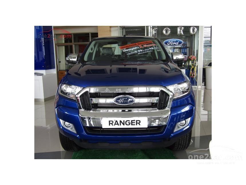 2016 Ford Ranger Hi-Rider XLT Pickup