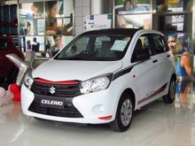2017 Suzuki Celerio 1.0 AT