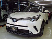 2017 Toyota C-HR (ปี 17-21) Hybrid 1.8 AT