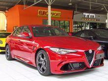 2017 Alfa Romeo Giulia 2.9 AT