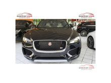2016 Jaguar F-Pace (ปี 16-20) S First Edition 3.0 AT SUV