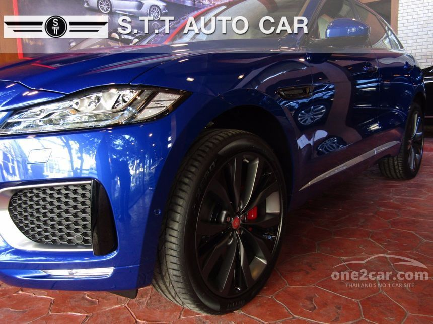 2016 Jaguar F-Pace S First Edition SUV
