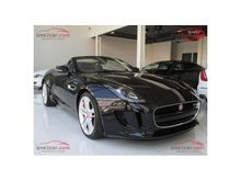 2015 Jaguar F-Type (ปี 13-16) S 3.0 AT Convertible