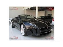 2016 Jaguar F-Type (ปี 13-16) S 3.0 AT Convertible