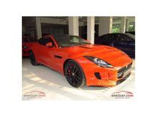 2016 Jaguar F-Type (ปี 13-16) S 3.0 AT Coupe