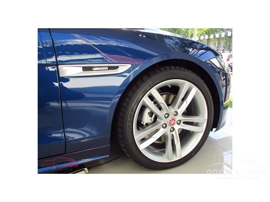 2016 Jaguar XE R-SPORT Sedan