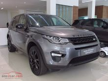 2017 Land Rover Discovery Sport (ปี 15-19) HSE Luxury 2.0 AT SUV