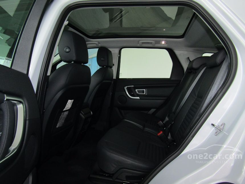 2017 Land Rover Discovery Sport HSE SD4 SUV