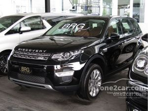 2019 Land Rover Discovery Sport 2.2 SD4 SUV AT
