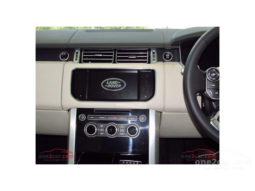 2016 Land Rover Range Rover AUTOBIOGRAPHY Hybrid SUV