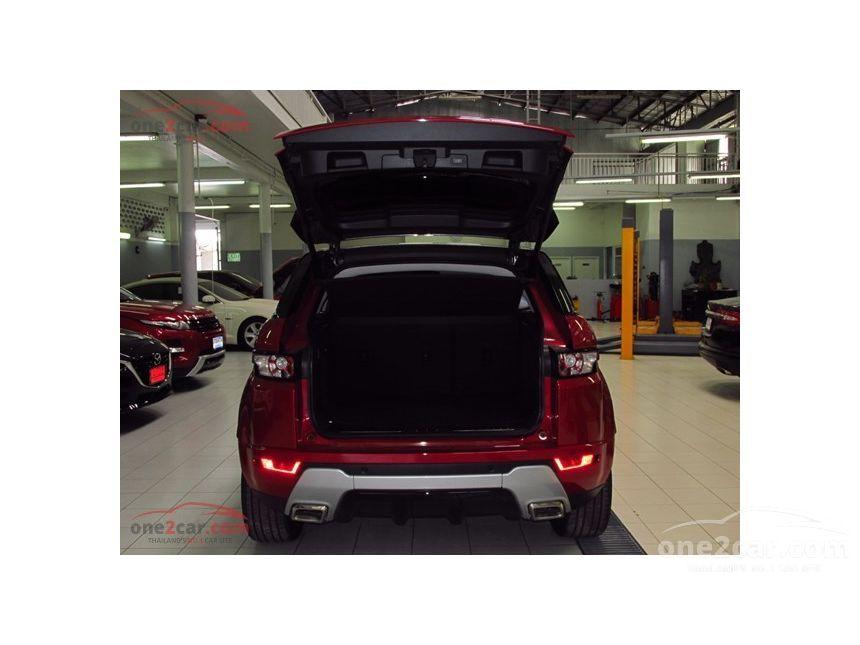 2016 Land Rover Range Rover Evoque SUV