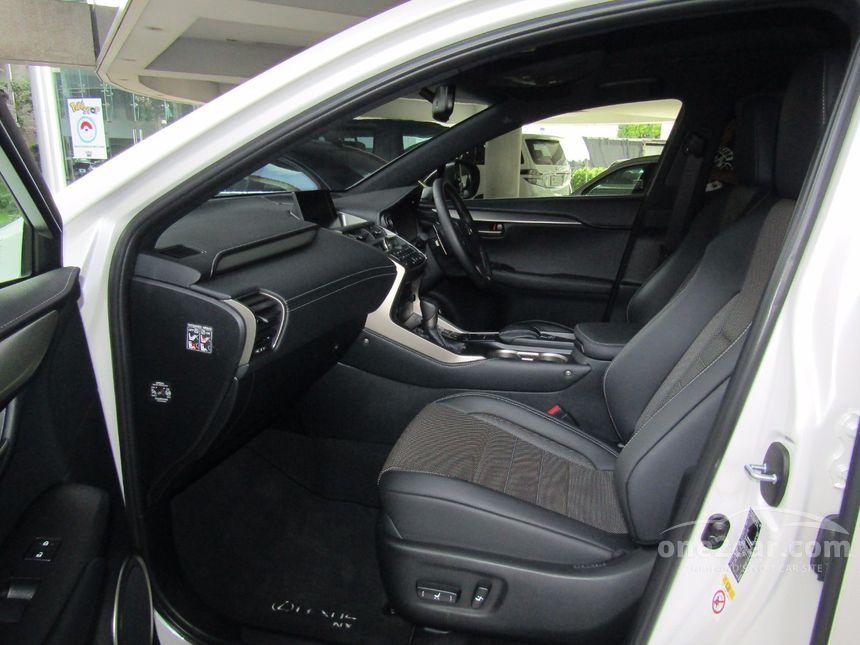 2017 Lexus NX300h F SPORT SUV