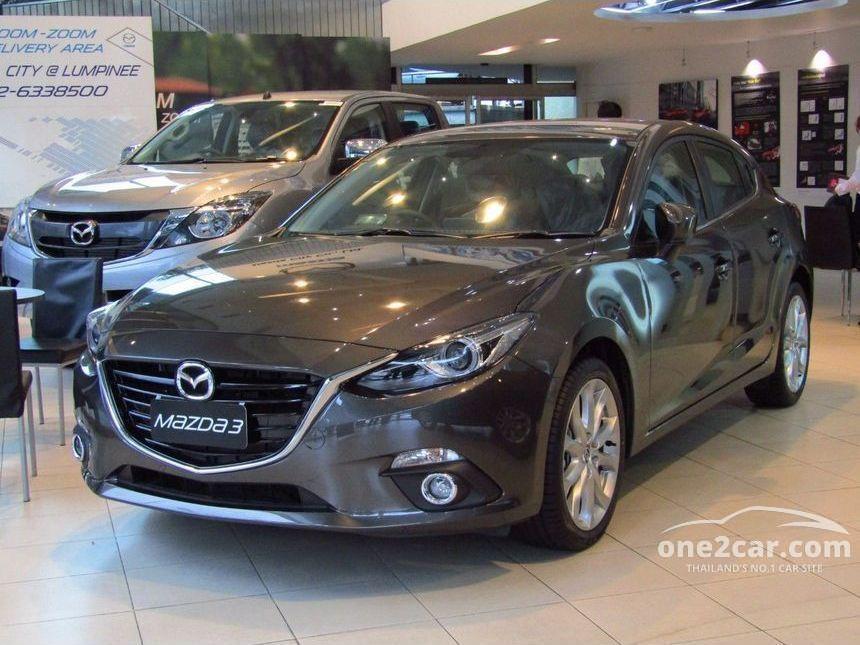 2017 Mazda 3 C Sports Hatchback