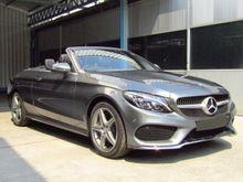 2017 Mercedes-Benz C300 AMG  Dynamic 2.0 AT Cabriolet