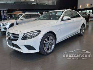 2020 Mercedes-Benz C300 2.0 W205 (ปี 14-19) e Avantgarde Sedan AT