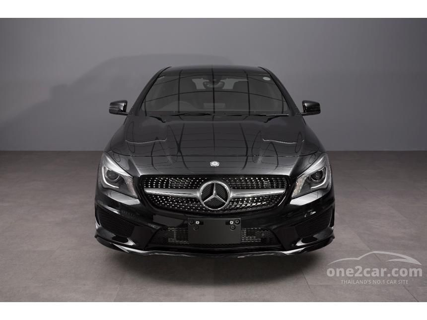 2016 Mercedes-Benz CLA250 AMG Dynamic Coupe