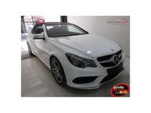 2017 Mercedes-Benz E200 W207 (ปี 10-16) AMG  Dynamic 2.0 AT Coupe