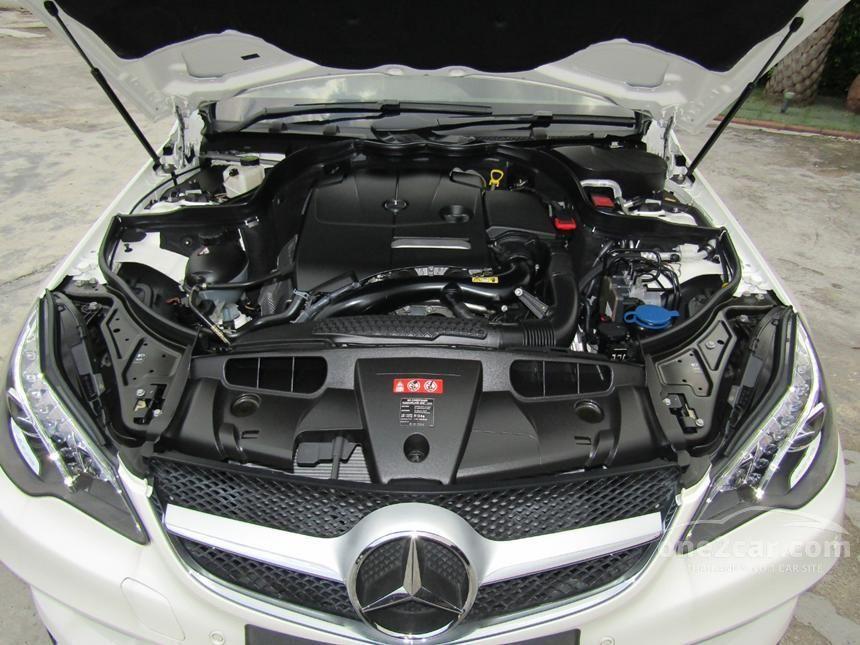 2016 Mercedes-Benz E200 Sport Coupe