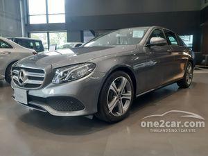 2020 Mercedes-Benz E220 2 W213 (ปี 16-20) d Sport Sedan AT