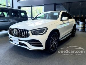 2020 Mercedes-Benz GLC43 3.0 W253 (ปี 15-18) AMG 4MATIC SUV AT
