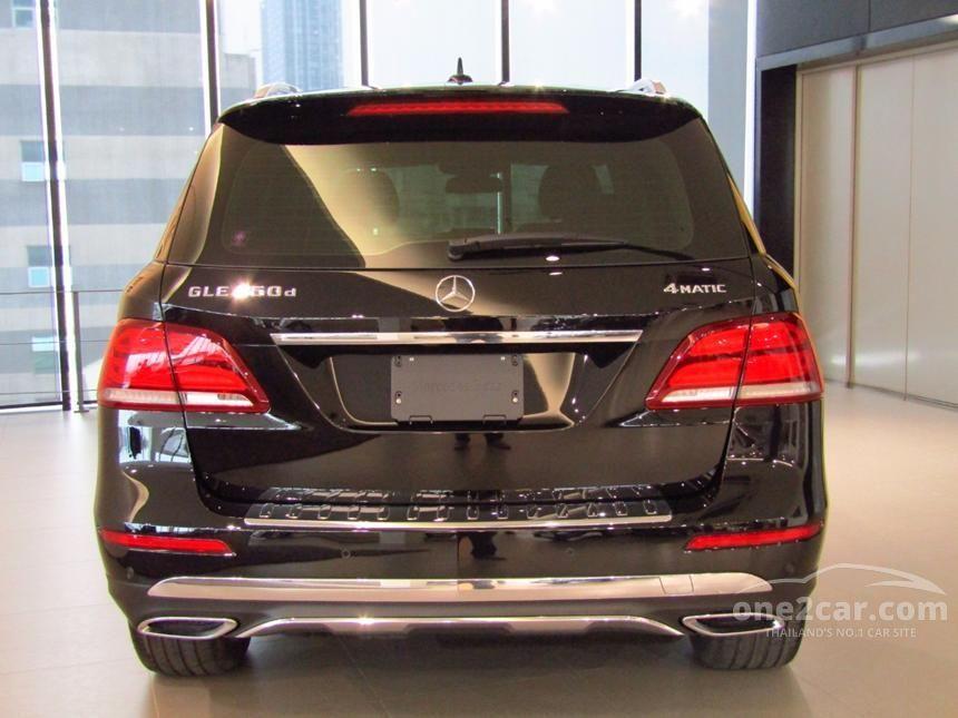 2016 Mercedes-Benz GLE250 d 4MATIC SUV