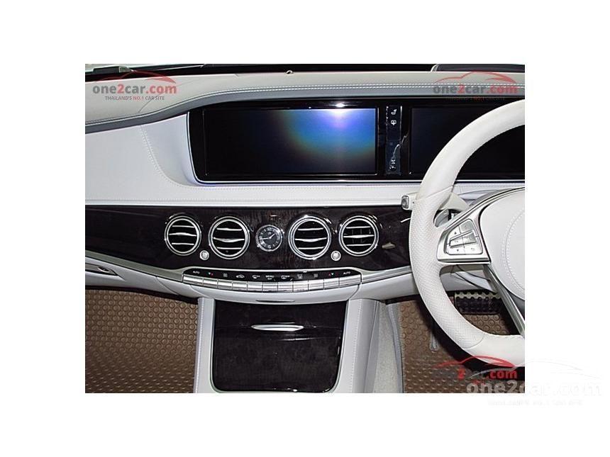 2015 Mercedes-Benz S500 PLUG-IN HYBRID W222 Sedan