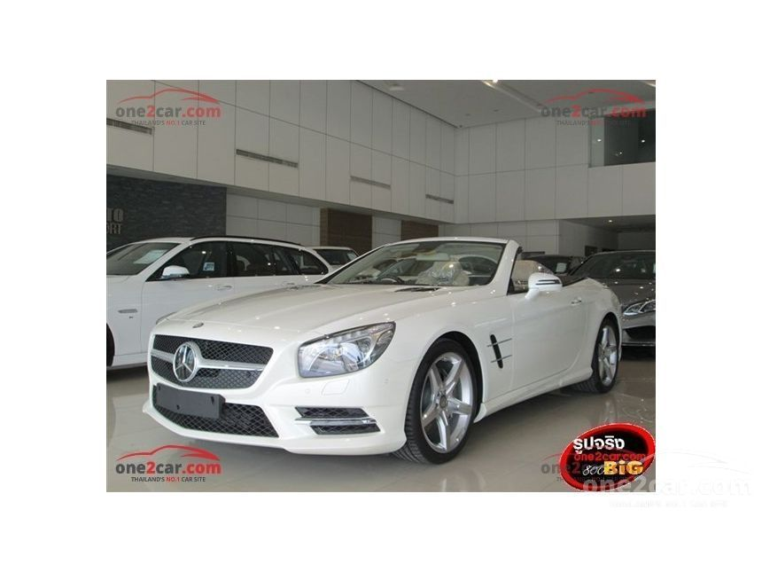 2016 Mercedes-Benz SL500 AMG Sports Convertible