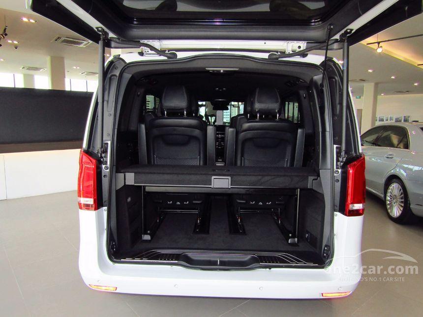 2015 Mercedes-Benz V250 BlueTEC Van