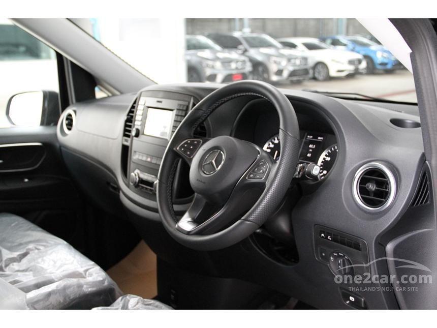 2016 Mercedes-Benz Vito 116 Van