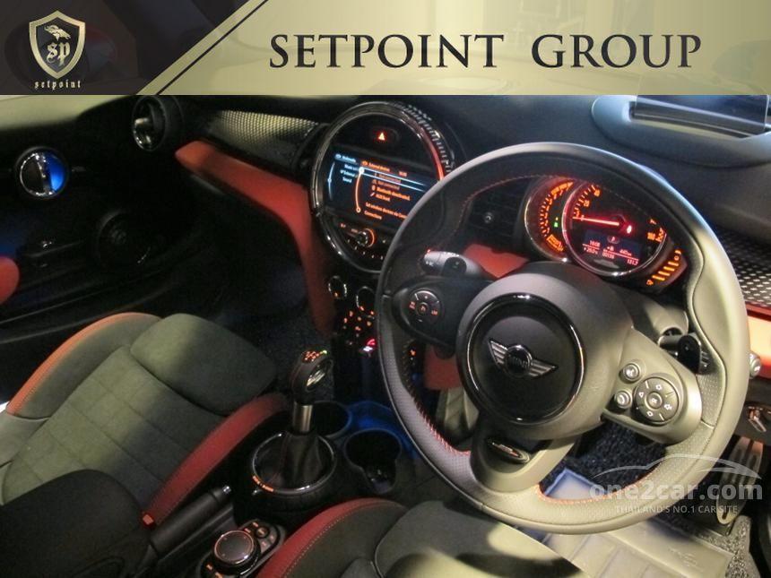 2016 Mini Cooper John Cooper Works Hatchback